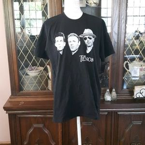 Ladies size small band shirt The Tenors